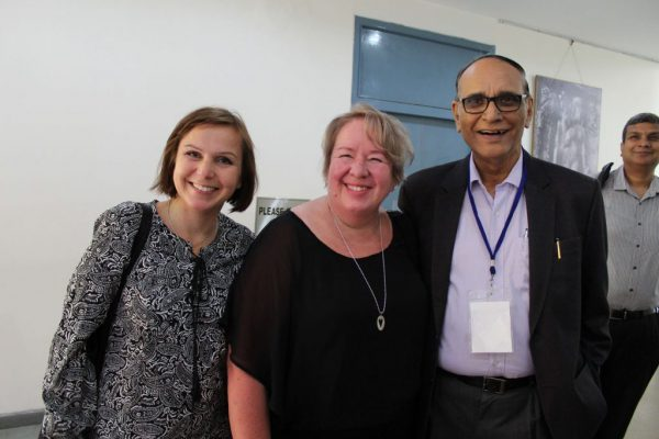 Marjatta-Katja-and-Dr.-VK-Singh-spread-smiles-at-IC-Innovator-Club-First-Meeting-1024x683