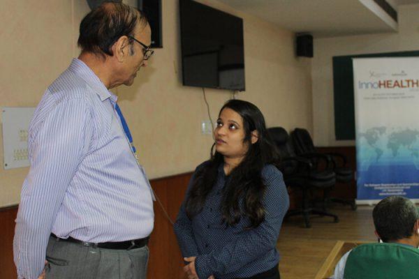 14 Dr VK Singh and Ati Malik at IC InnovatorClub Fifth Meeting