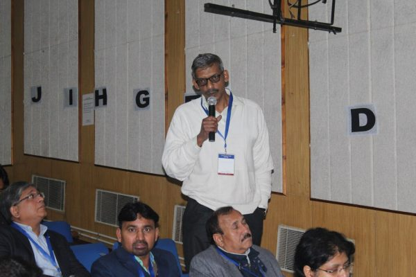 Dr. Tarun Verma at IC InnovatorCLUB Meeting at IIT Delhi