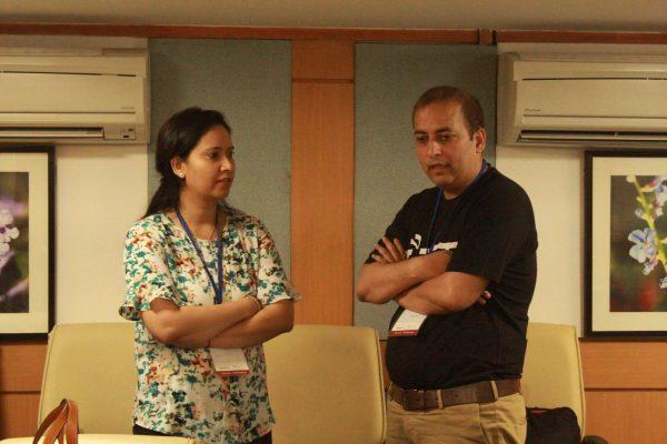 Ms. Nimisha Verma and Mr. Sachin Gaur