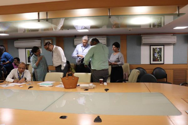 Participants at Tenth IC InnovatorCLUB Meeting